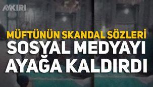 Ali Koç'u hedef alan müftüden skandal sözler: