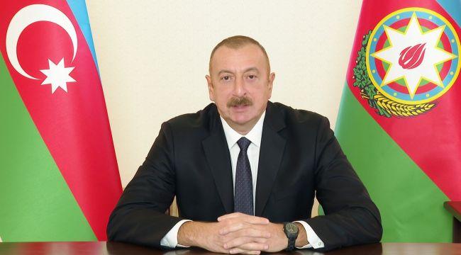 Azerbaycan Cumhurbaşkanı Aliyev: Şuşa'da bayram namazı kılınacak