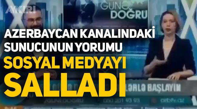 Azerbaycan kanalındaki sunucudan Bill Gates yorumu: Çip taksa avradına takar, onu yanında tutar