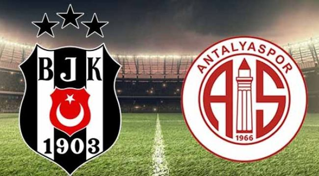 Beşiktaş - Antalyaspor maçı ne zaman? Ziraat Kupası maçı hangi kanalda, saat kaçta?