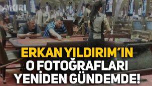 Binali Yıldırım'ın oğlu Erkan Yıldırım'ın kumar fotoğrafları yeniden gündemde!