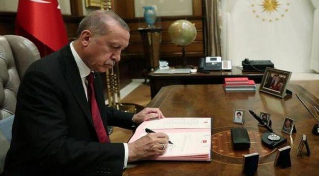 Erdoğan'ın imzasıyla 10 yeni fakülte kuruldu