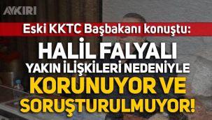 Eski KKTC Başbakanı Ömer Kalyoncu: