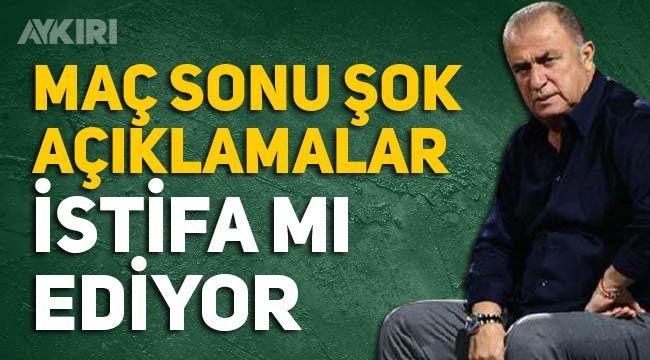 Fatih Terim istifa mı ediyor, Fatih Terim'in sözleşmesi ne zaman bitiyor