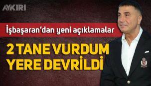 Feyzi İşbaşaran'dan Sedat Peker'e bir yanıt daha: