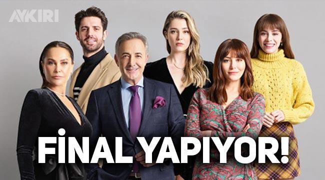 Fox TV'nin iddialı dizisi 'Masumiyet' final yapıyor