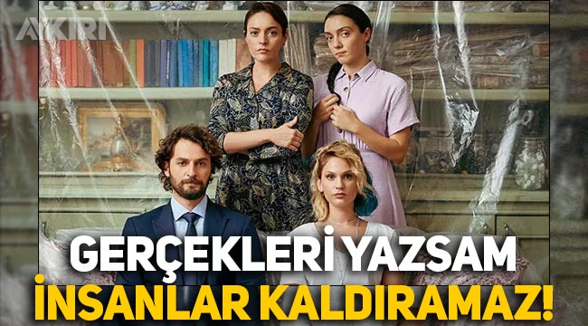 """Gülseren Budayıcıoğlu: """"Gerçekleri yazsam insanlar kaldıramaz"""""""