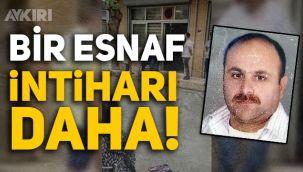 İzmir'de ekonomik bunalıma giren bir vatandaş intihar etti
