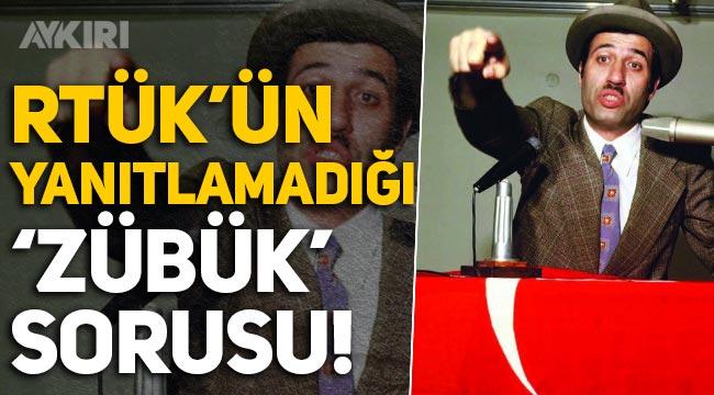 Kemal Sunal'ın Zübük filmi neden yayınlanmıyor? RTÜK'ün cevap vermediği 'Zübük' sorusu!