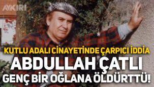 Kutlu Adalı cinayetinde yeni iddia: Abdullah Çatlı, Türkiye'den getirdiği genç bir oğlana işletti