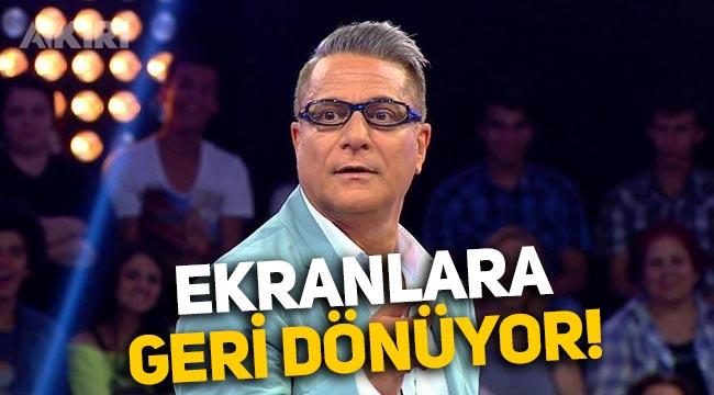 Mehmet Ali Erbil ekranlara geri dönüyor