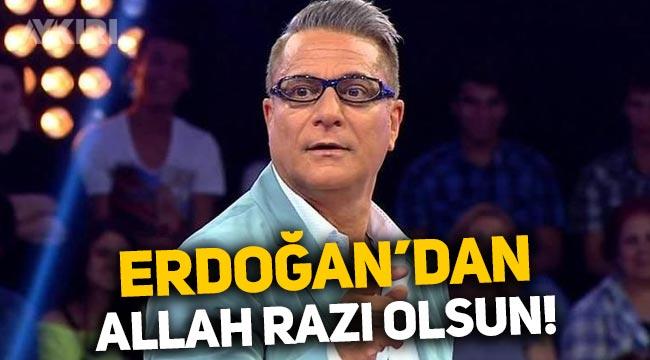 Mehmet Ali Erbil: Erdoğan'dan Allah razı olsun