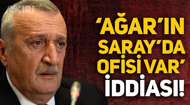 """Saadet Partili Lütfi Yalman'dan """"Mehmet Ağar'ın Saray'da ofisi var"""" iddiası!"""