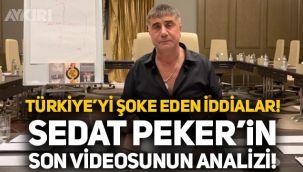 Sedat Peker 7. videosunu yayınladı: Uğur Mumcu cinayeti, Binali Yıldırım'ın oğlu, Kutlu Adalı cinayeti