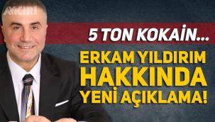 Sedat Peker'den Erkam Yıldırım hakkında yeni açıklama