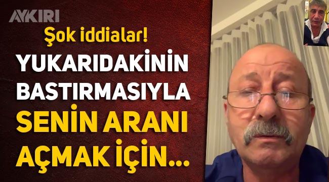 Sedat Peker, Reşat Hacıfazlıoğlu ile yaptığı telefon görüşmesini yayınladı