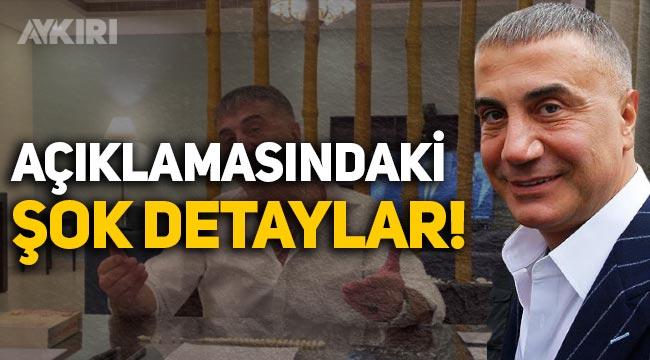 Sedat Peker sessizliğini bozdu: Açıklamasındaki şok detaylar!