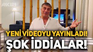 Sedat Peker'den Soylu ve Ağar hakkında yeni iddialar, Sedat Peker nerede olduğunu da açıkladı