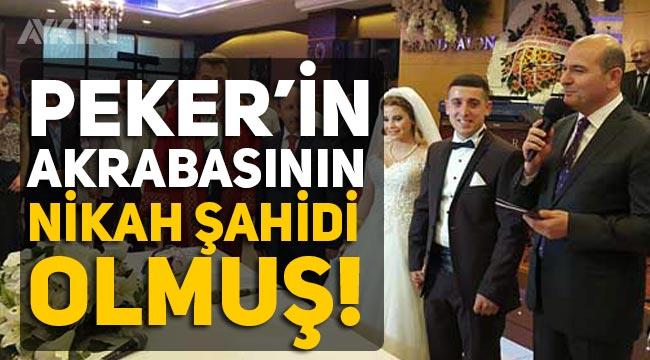 Reşat Hacıfazlıoğlu kimdir? Süleyman Soylu Reşat Hacıfazlıoğlu'nun yeğeninin nikah şahidi olmuştu