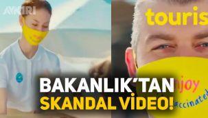 Turizm Bakanlığı'nın Türkiye'yi tanıtım videosundaki Türkler