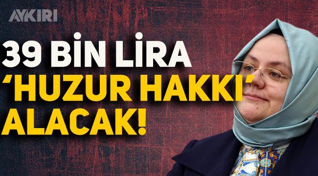 Zehra Zümrüt Selçuk, Kardemir'den aylık 39 bin lira 'huzur hakkı' alacak!