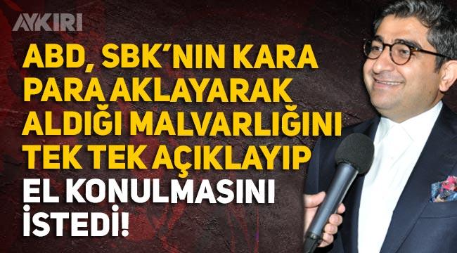 ABD, Sezgin Baran Korkmaz'ın mal varlığına el konulmasını talep etti