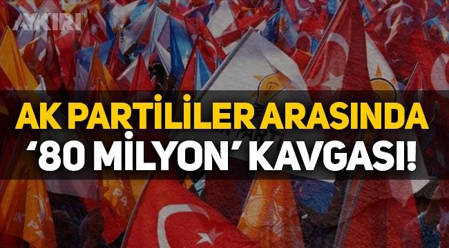 AK Parti'de kaos! Milletvekili Ali Şahin ile MKYK üyesi Şamil Tayyar sosyal medyada tartıştı