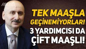 AKP'liler tek maaşla geçinemiyor! 3 bakan yardımcısı çift maaş alıyor