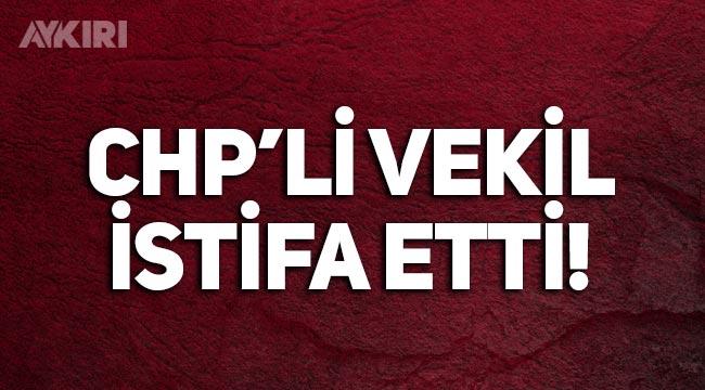 CHP milletvekili Sera Kadıgil, partisinden istifa etti!