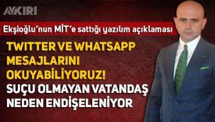 Cihan Ekşioğlu'nun MİT'e sattığı yazılımla ilgili çarpıcı açıklamalar