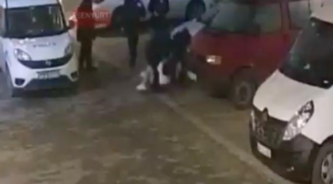 Esenyurt'ta bir kadın 5 erkek polis tarafından darp edildi