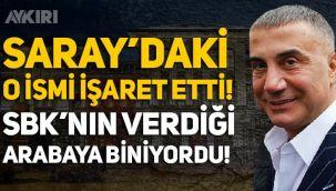 Korkmaz Karaca kimdir? Sedat Peker, Saray'daki o ismi işaret etti: