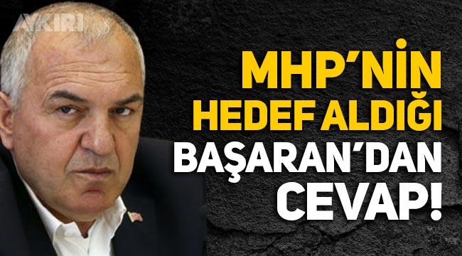 MHP'nin hedef aldığı Suat Başaran'dan Ülkü Ocakları Başkanı Ahmet Yiğit Yıldırım'a cevap!