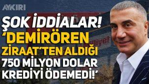 Sedat Peker'den Demirören iddiası:
