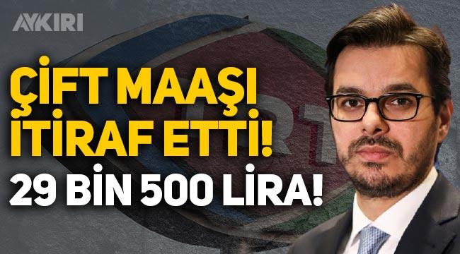 TRT Genel Müdürü İbrahim Eren çift maaş aldığını açıkladı