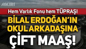 Varlık Fonu Genel Müdürü Salim Arda Ermut, TÜPRAŞ'a atanmış: Çift maaşlı!