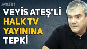 Yılmaz Özdil'den HalkTV'ye tepki