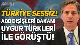 ABD Dışişleri Bakanı, Uygur Türkleri ile görüştü: