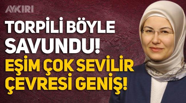 """AKP'li ismin eşi belediyede sınavsız işe girdi: """"Torpil yok, eşim çok sevilir, çevresi geniş"""""""