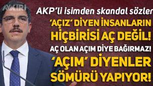 AKP'li Yasin Aktay: