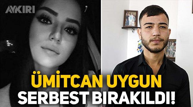 Aleyna Çakır'ın ölümünün baş şüphelisi Ümitcan Uygun serbest bırakıldı!