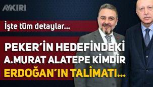 Ali Murat Alatepe kimdir? Sedat Peker'den Esenyurt eski belediye başkanı hakkında yeni açıklamalar