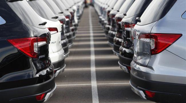 Araba satışları yüzde 12,5 arttı