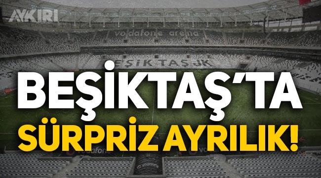 Beşiktaş'ta ayrılık: Erdal Torunoğulları görevi bıraktı!