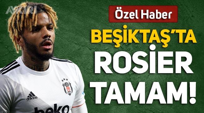 Beşiktaş'ta Valentin Rosier transferi bitti!