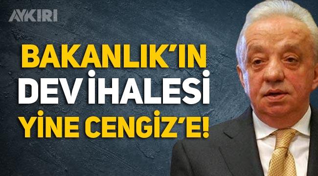 Cengiz Holding'e Gençlik ve Spor Bakanlığı'nın elektrik ihalesi verildi: 114 milyon TL!