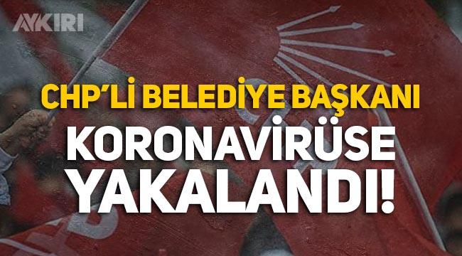 CHP'li Belediye Başkanı Mehmet Siyam Kesimoğlu koronavirüse yakalandı