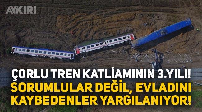 Çorlu Tren kazası nasıl olmuştu? Çorlu tren katliamının 3.yılında evladını kaybedenler yargılanıyor!