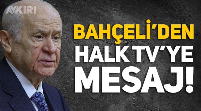 Devlet Bahçeli'den Halk TV'ye Bülent Ecevit mesajı!