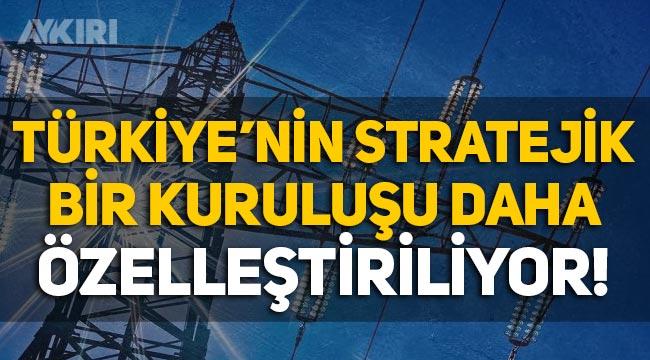 Erdoğan imzaladı: Türkiye'nin stratejik kuruluşlarından TEİAŞ özelleştiriliyor!